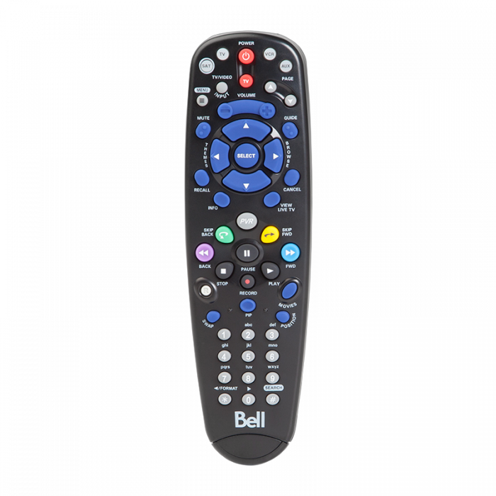 Satellite_TV_remote