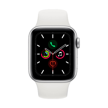 Apple Watch Series 5 - boîtier en aluminium