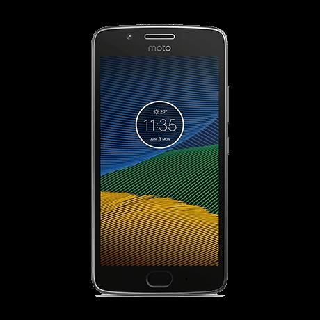 Motorola Moto G<sup>5</sup>