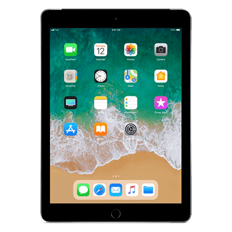 iPad (6<sup>th</sup> generation)