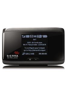 4G LTE Sierra Wireless 763 Turbo Hotspot