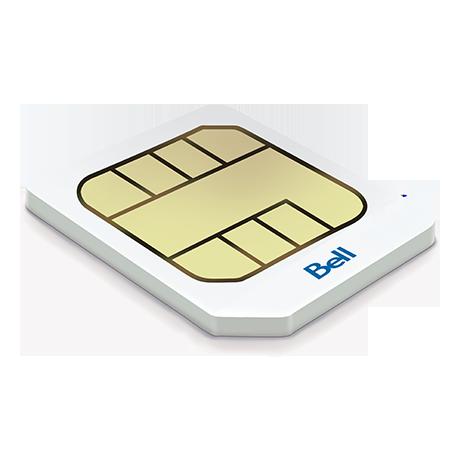 4G LTE Micro SIM card