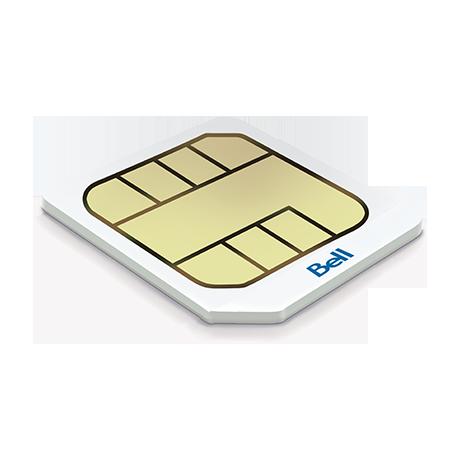 Nanocarte SIM 4G LTE