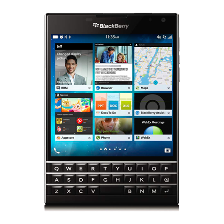 BlackBerry® Passport™