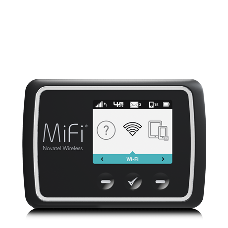 Novatel Wireless MC MiFi MD 6630