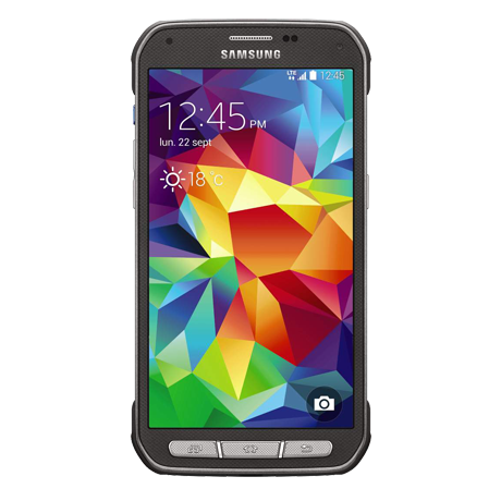 Samsung Galaxy S5 Active<sup style='font-size:0.5em'>MC</sup>