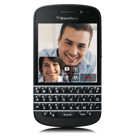 BlackBerry® Q10