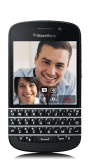 BlackBerry<sup style='font-size:0.5em'>MD</sup> Q10