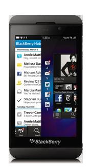 BlackBerry® Z10