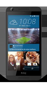HTC Desire<sup>MC</sup> 626s