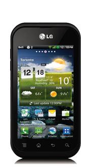 LG Eclypse™ 4G