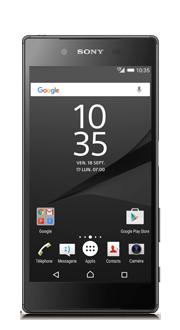 Sony Xperia<sup>MC</sup> Z5