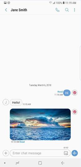 Sending a file 3