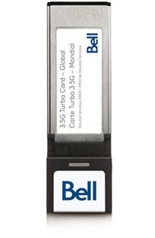 Novatel Wireless X950 - carte Turbo