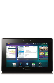 Tablette BlackBerry<sup style='font-size:0.5em'>MD</sup> PlayBook<sup style='font-size:0.5em'>MC</sup> 4G LTE