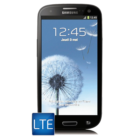 Samsung Galaxy S III<sup style='font-size:0.5em'>MC</sup>