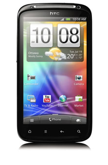 HTC Sensation<sup>MC</sup> 4G