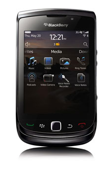BlackBerry® Torch™ 9800