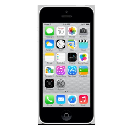 Apple iPhone 5c - White