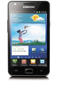 Samsung Galaxy S II™ 4G