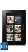 Tablette BlackBerry<sup style='font-size:0.5em'>MD</sup> PlayBook<sup style='font-size:0.5em'>MC</sup> 4G LTE