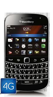 BlackBerry® Bold<sup style='font-size:0.5em'>TM</sup> 9900 4G