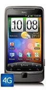 HTC Desire Z<sup>MC</sup> 4G