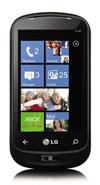 LG Optimus Quantum™ with Windows® Phone 7