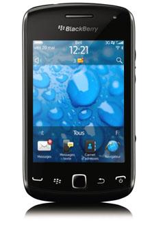 BlackBerry<sup>MD</sup> Curve<sup>MC</sup> 9380